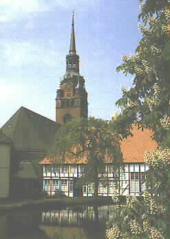 Kirche Kellinghusen